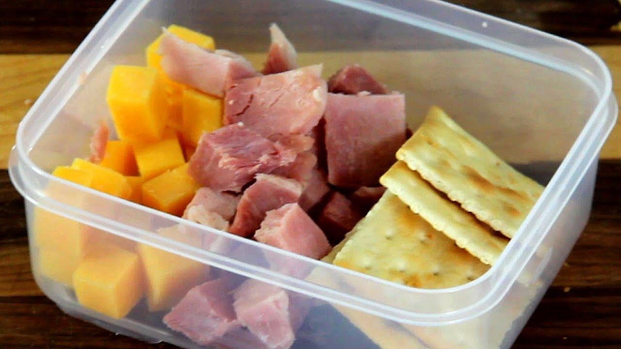 Kids School Lunch Ideas Youtube