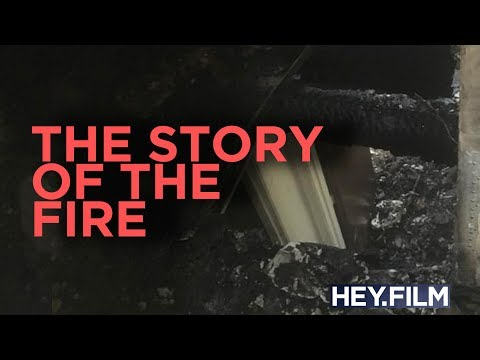 The Story of the Fire | Hey.film podcast ep60
