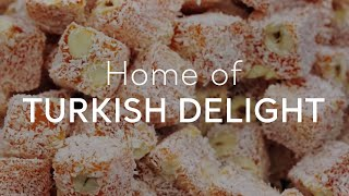 Turkey: HomeOf Turkish Delight