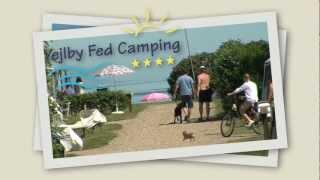 Vejlby Fed Camping - Direkte ned til badestrand på Fyn