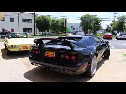 '01 Lotus Esprit V8 Twin Turbo For Sale With Test Drive, Driving Sounds, And Walk Through Video