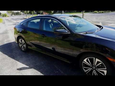 Honda Civic EX-T Review