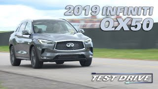 2019 Infiniti QX50 - Test Drive