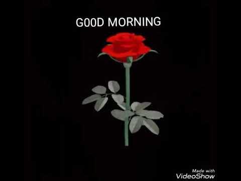 Good morning ke liye tone