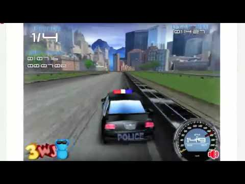 POLICE TEST DRIVER GAME Y8.com - YouTube