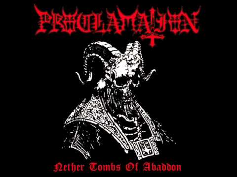 Proclamation - Hatred Sacrament