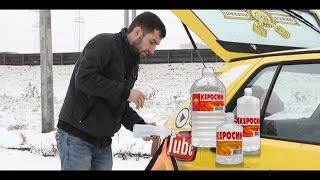 видео Что будет если залить Солярку в место Бензина в Девятку  ВАЗ 2109