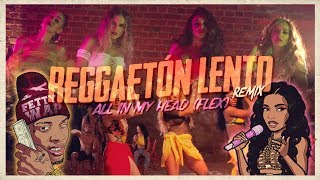REGGAETÓN FLEX - Fifth Harmony, Little Mix, CNCO, Nicki Minaj & Fetty Wap (Mashup) | MV