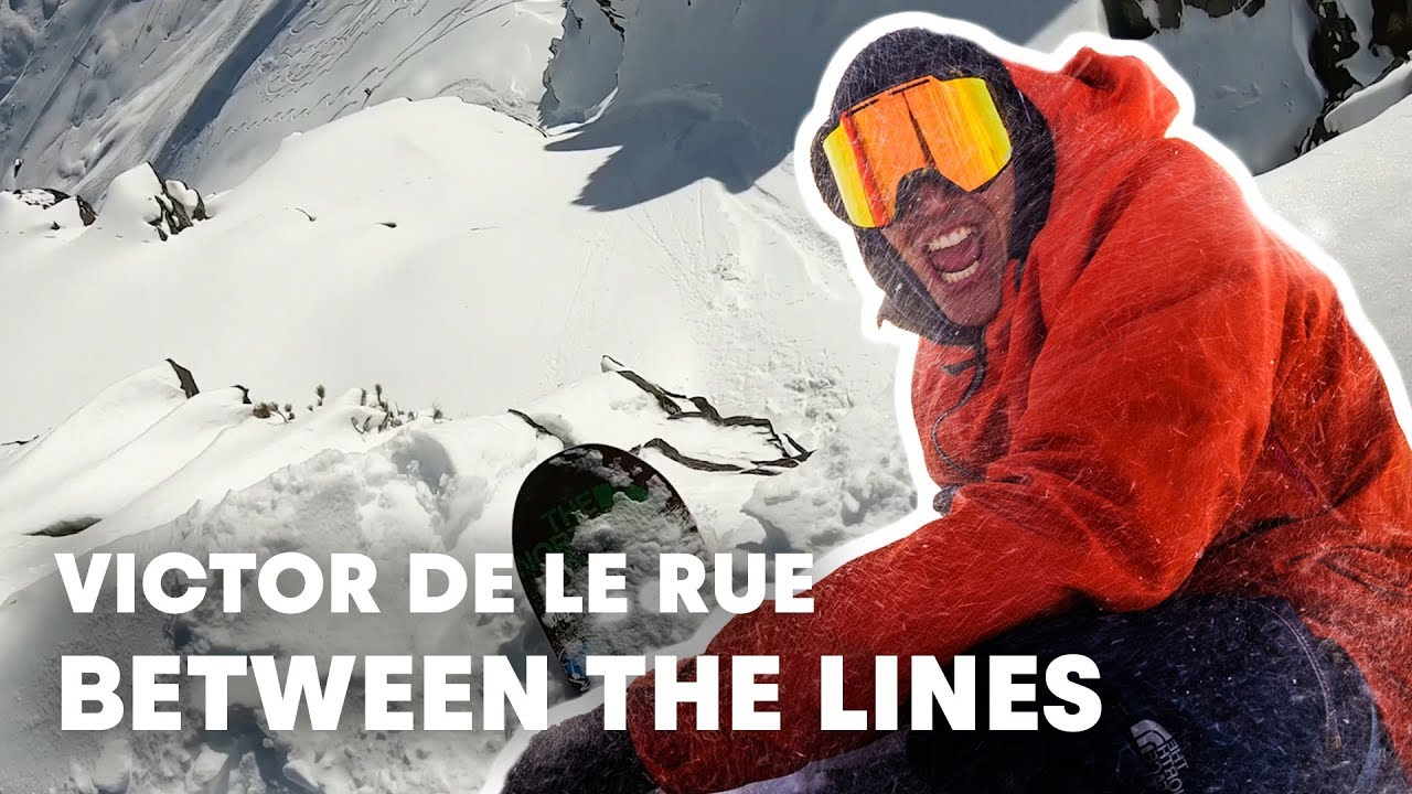 The Perfect Line at Freeride World Tour 2019 | Between The Lines