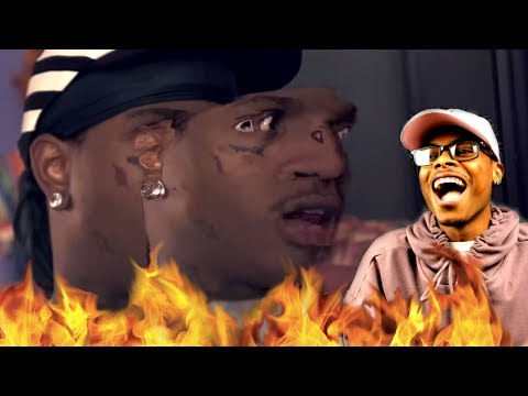 BEST MUSIC VIDEO EVER! | Ski Mask The Slump God - Catch Me Outside | Reaction