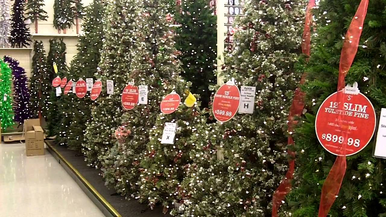 Christmas decorations, Hobby Lobby, Fredericksburg ...