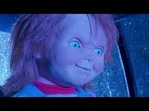 Download Chucky: El Muñeco Diabólico 2 (1990) Chucky Asesina a un Hombre en su auto [Español Latino]