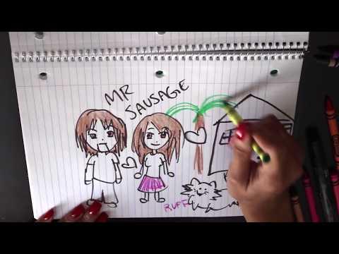 Draw My Life - SSSniperWolf!