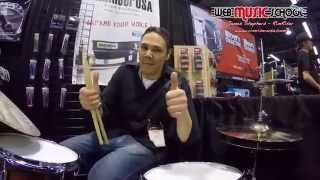 NAMM 2015 - Rim Riser - James Shepherd