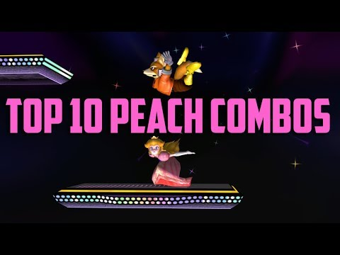 Armada's Top 10 Peach Combos