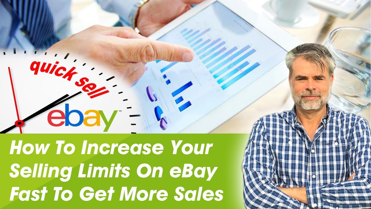 How To Increase Your Selling Limits On Ebay Fast To Get More Sales Youtube