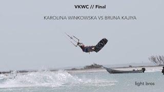 Women FINAL VKWC Venezuela // Karolina WINKOWSKA VS Bruna KAJIYA