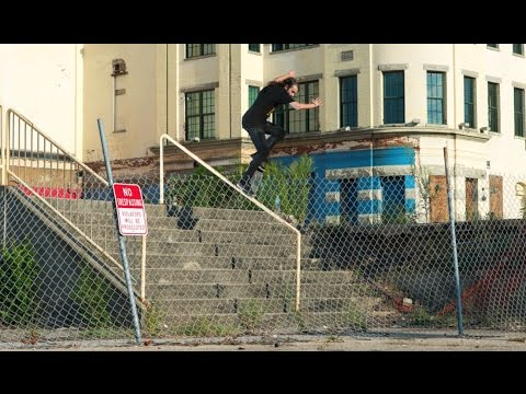 Thomas's part from Zero LIVE SKATE DIE