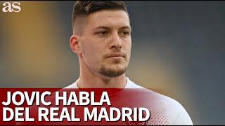 El motivo principal por el que Jovic fracasó en el Madrid dicho por él mismo | Diario AS