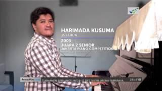 SOSOK - JAWAPOS TV - PIANIST - HARIMADA KUSUMA