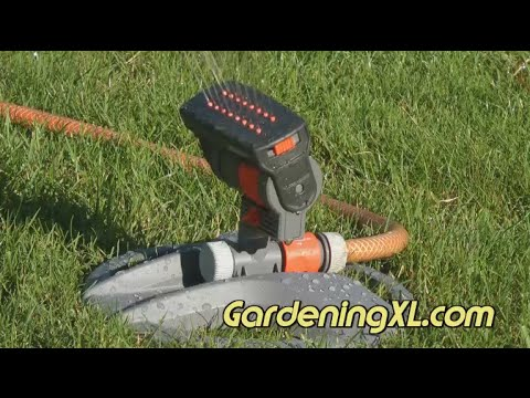 hqdefault - How To Adjust Gardena Oscillating Sprinkler