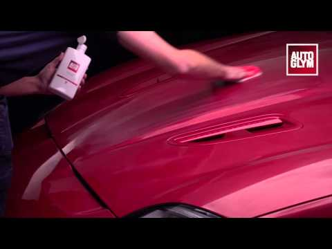 How to use Autoglym Super Resin Polish