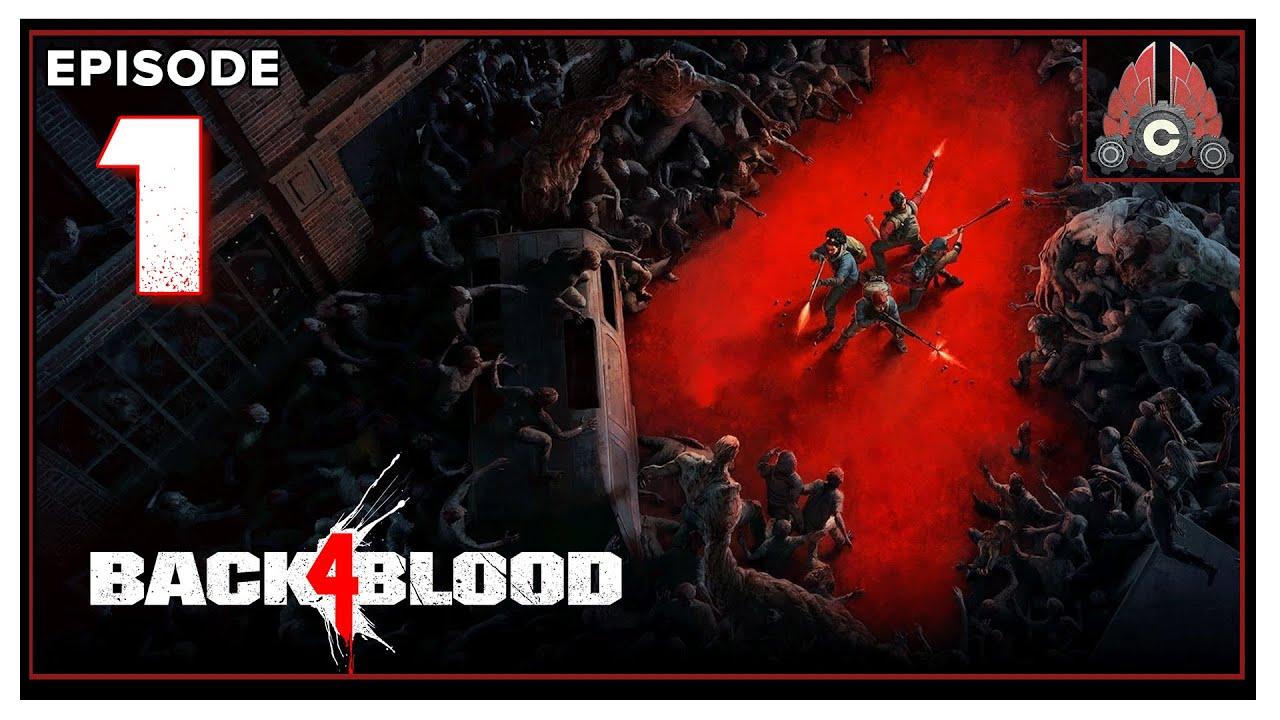 CohhCarnage Plays Back 4 Blood Full Release - Episode 1