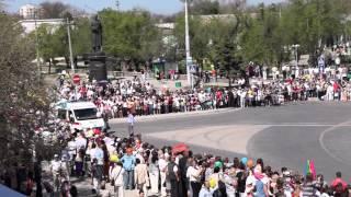 Евпатория 1 мая 2013 Парад Эпох Часть 3(, 2013-05-01T13:45:42.000Z)