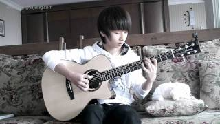 (Eric Clapton) Wonderful Tonight - Sungha Jung thumbnail
