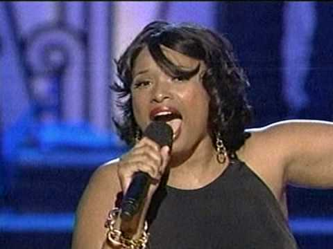 JENNIFER HUDSON LIVE - SOMEWHERE OVER THE RAINBOW