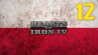 Hearts of Iron 4 -1933 - Polska #12 - Pierwsze Pancerniki