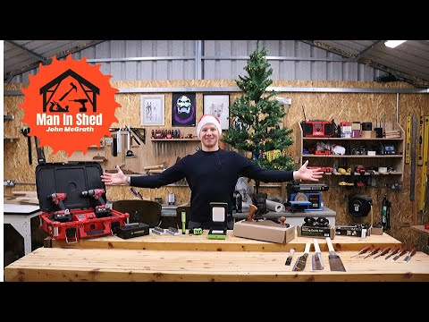 Christmas Gift Ideas For The Woodworker/ Trades Person/ Maker/ DIY Enthusiast In Your Life.