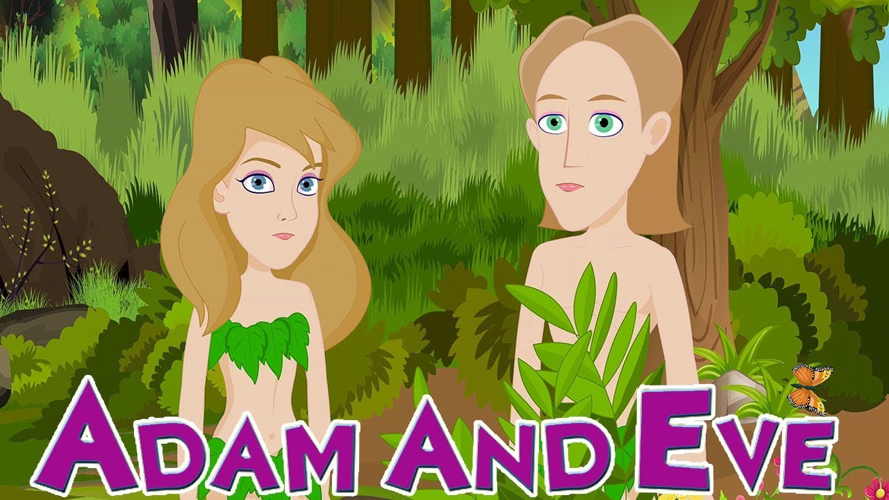 Adam And Eve In The Garden Of Eden Animated Short Bible Stories For Kids Hd 4k Video