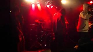 2012年1月21日スピードキング Bring Da Ruckus おっくん7弦ベース.