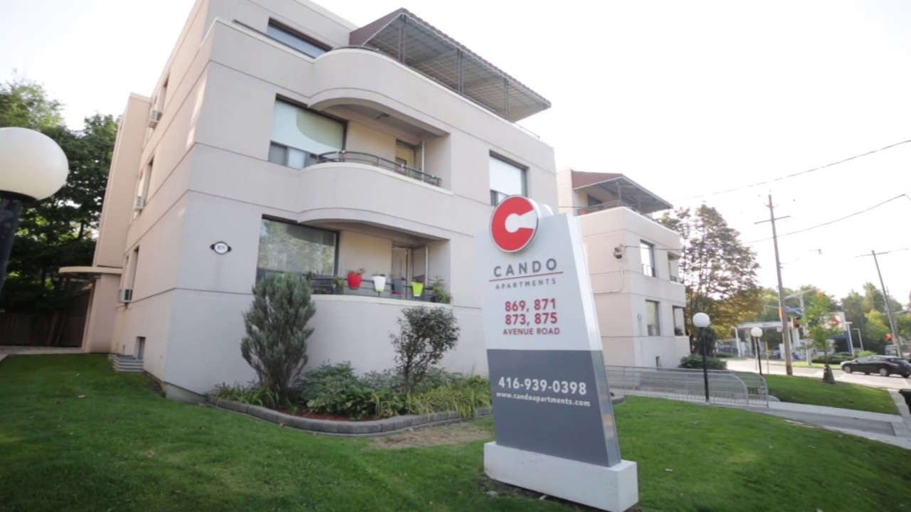 Toronto Apartments For Rent Located At 869 U0026 875 Avenue Road In The Forest  Hill Area, By Cando