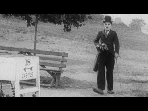 Charlie Chaplin - The Golf Links - (from