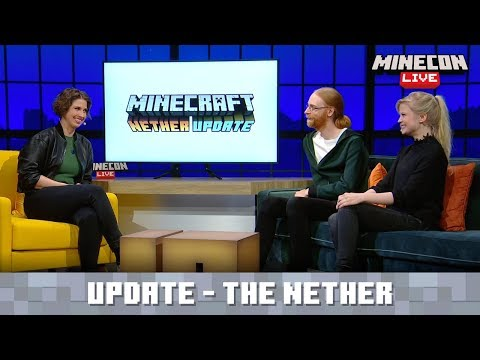 MINECON Live 2019: The Nether Update