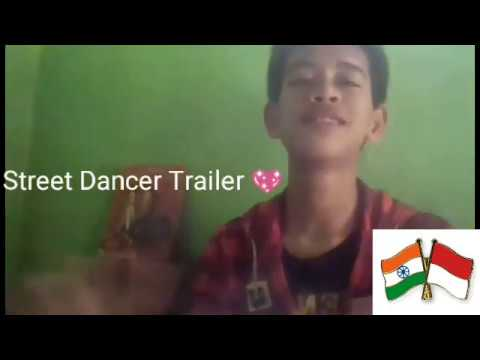 |Street Dancer Trailer|Varun_Shraddha_Nora_Prabu|Reaction Videos|Adi Prakash Wayangankar|India 🇮🇳|