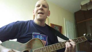TOM WAITS - Widow's Grove (acoustic cover)