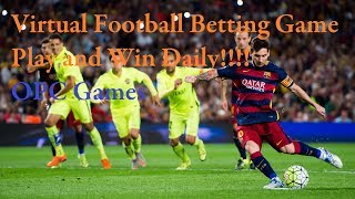 Football Betting game - online poker casino games - buy this game