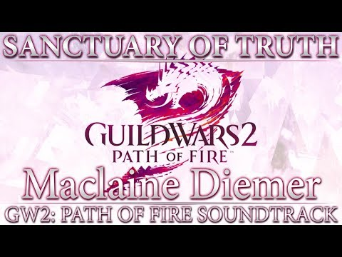 GW2: Path of Fire Soundtrack - Sanctuary of Truth