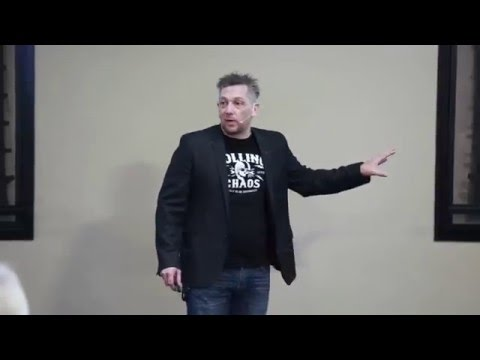 Heavy Chef Events: Rich Mulholland - How Not To Suck At Presenting