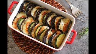 Tian de légumes d'été facile et savoureux !