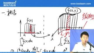 54 第一型曲线积分概念与计算