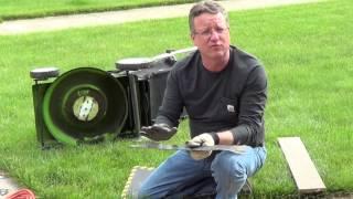 Electric Lawn Mower - Maintenance