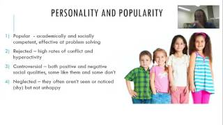 Unit 3: Self, social and moral development