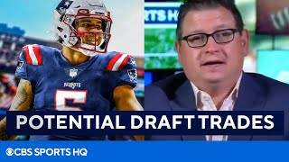 NFL Insider On Potential Draft Day Trades | CBS Sports HQ
