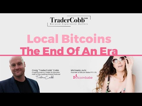 Local Bitcoins – The End Of An Era