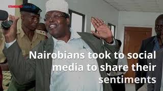 Kenyans react to Governor Sonko's nomination of controversial lawyer Miguna Miguna as deputy