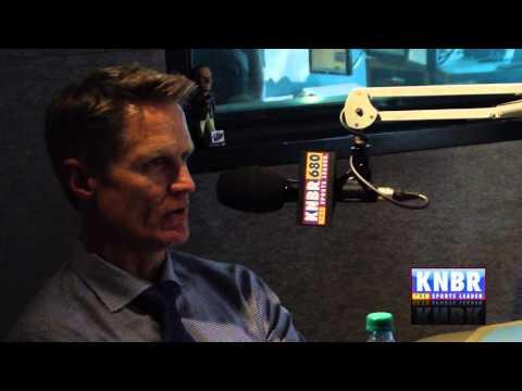Steve Kerr In-Studio at KNBR part 3